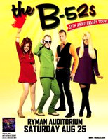 The B-52s Fan Meet & Greet