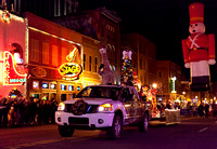 Nashville Christmas Parade 2011